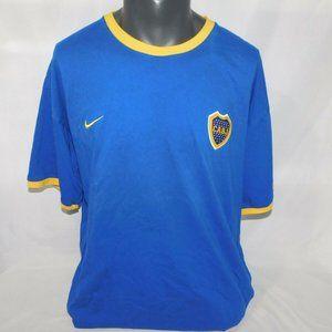 Nike Club Atletico Boca Juniors Mens XL Shirt CABJ